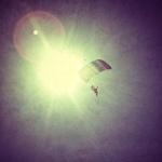 USAF parachuter #1