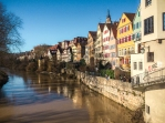 Tübingen Stadt - where I study Deutsch